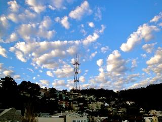 Fabulous Cole Valley Top Floor Family Flat - San Francisco vacation rentals