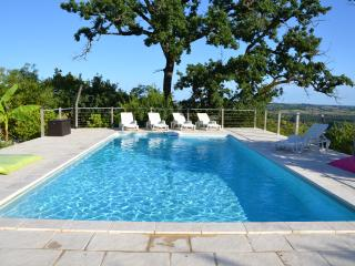 Bright 5 bedroom Gite in Castelnau-Montratier with Internet Access - Castelnau-Montratier vacation rentals