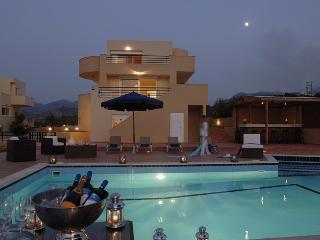 Luxury Villa Nereus, located in Sisi, Crete, Greece - Damasta vacation rentals