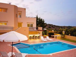 Luxury Villa Poseidon, located in Sisi, Crete, Greece - Damasta vacation rentals