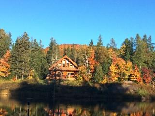 colibris location chalet  en entier - Val David vacation rentals