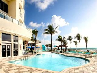 2BR Direct Ocean front Beach Resort By The Hilton - Sunny Isles Beach vacation rentals