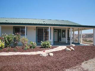 Sunrise Hill--Your Perch Atop the World in Paso Robles Wine Country - San Miguel vacation rentals