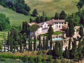 Beautiful Villa with Central Heating and Satellite Or Cable TV - Castelfiorentino vacation rentals