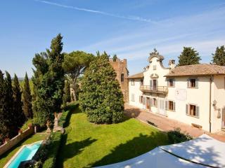 Villa in Castelfiorentino, San Gimignano, Volterra and surroundings, Tuscany, Italy - Montespertoli vacation rentals
