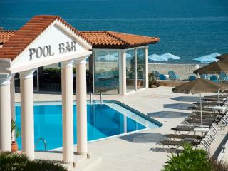 Caretta Beach Apartment with pool on beach - Platanias vacation rentals