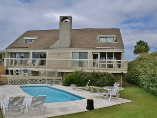 5 Bedroom, 4 Bath Oceanfront Home with Private Pool - Seabrook Island vacation rentals