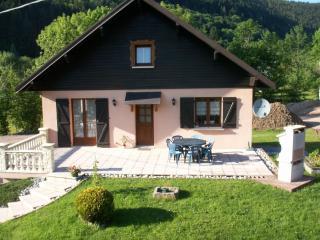 Location  avec SPA au plein coeur de la montagne - Gerardmer vacation rentals