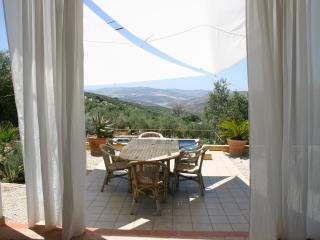 Villa San Cristobel - sleeps 10, charming finca - Zagra vacation rentals