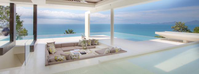 Modern light luxury villa, Koh Samui, 4 bdr. - Koh Samui vacation rentals