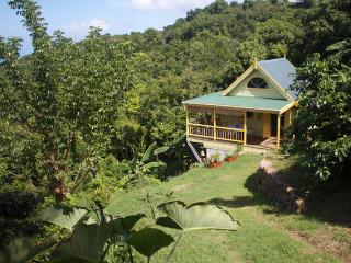West Indies Cottage on organic farm - Trunk Bay vacation rentals