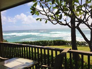 Wailua Bay 1 Bedroom Ocean Front 114 - Kapaa vacation rentals