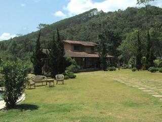 Sitio Villa Italiana - mountain house - nature - State of Espirito Santo vacation rentals