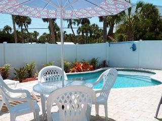 Escape to Serenity A: 2BR Pet-Friendly Pool Home - Holmes Beach vacation rentals