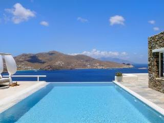 Secluded Villa Jodie with pool, terrace & fantastic views - close to the beach - Mykonos vacation rentals