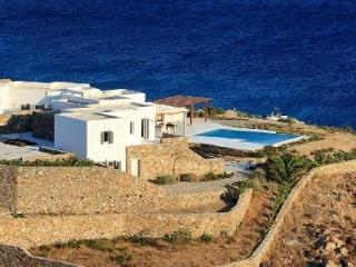 Stylish beach house Villa Liam with pool, terrace, sea access & daily maid - Mykonos vacation rentals