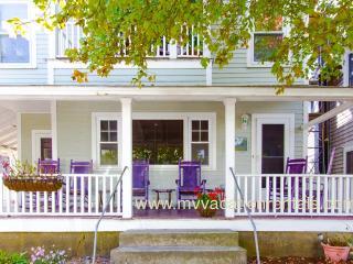 MILTD - 1 Block to Beach, Wifi Internet, Linens Provided, A/C - Oak Bluffs vacation rentals