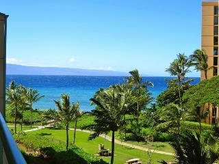 Ocean View with Xl Floor Plan at Luxury Beachfront Honua Kai! Private Lanai Too! - Ocean's Edge at 444 Konea - Kaanapali vacation rentals