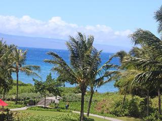 Ocean View at the Best Luxury Resort on Ka'anapali Beach! 5 Star Hotel Amenities - Pacific Blue at 346 Konea - Ka'anapali vacation rentals