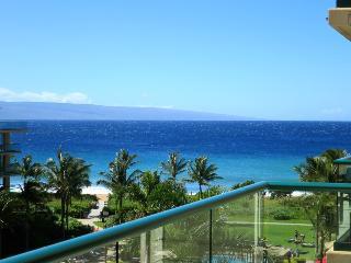 Check Out This View at Honua Kai! - The Yellowfin at 545 Hokulani - Ka'anapali vacation rentals