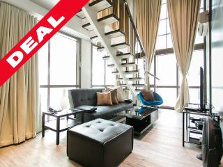 ROCKWELL JOYA NEWLY RENOVATED 1BR LOFT - Luzon vacation rentals