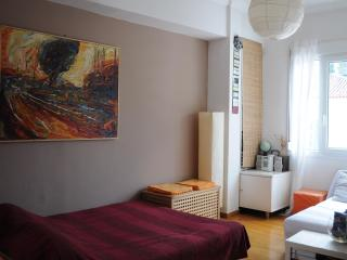 Cozy downtown Studio with superb view on Acropolis - Athens vacation rentals