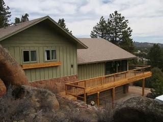 4 bedroom House with Grill in Estes Park - Estes Park vacation rentals