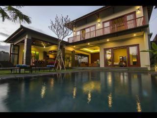 Yoma Villa Bali, Villa Tambora 3 bedroom - Canggu vacation rentals