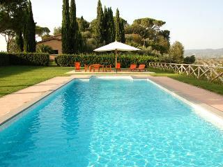 Sabina comfortable swimming pool villa - Tarano vacation rentals
