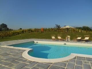 HUGE VILLA with PRIVATE POOL + Stunning Views - Florence vacation rentals