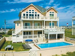 Beautiful 6 bedroom Hatteras House with A/C - Hatteras vacation rentals
