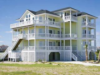 Gorgeous 7 bedroom Rodanthe House with Internet Access - Rodanthe vacation rentals
