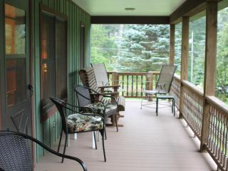 Lovely Cabin with Deck and Internet Access - Claryville vacation rentals