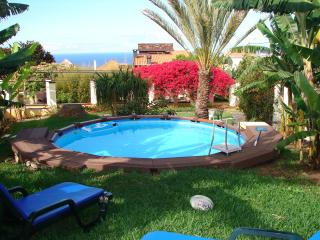 Funchal, for 2 with PRIVATE POOL, wifi,ac, bbc - Funchal vacation rentals