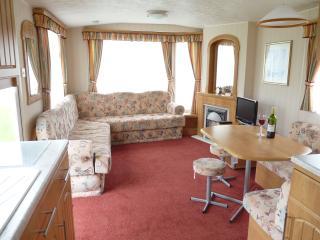 Holiday Caravan / Mobile Home, North Cornwall - Cubert vacation rentals