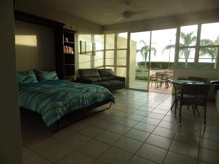 Draw curtains, slide door, and splash! Relax and f - Rincon vacation rentals