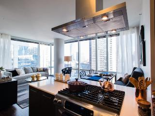 New Corner 2br Modern Condo W City/lake Views!! - Chicago vacation rentals