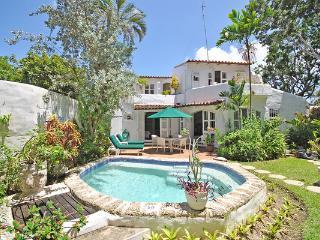 Merlin Bay - Secret Garden at Merlin Bay, Barbados - Beachfront, Pool, Landscaped Gardens - Merlin Bay vacation rentals