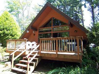 Driftwood~ Cozy Cabin w/ Ocean Views, Sea Lions, Giant Yard & Picnic Table - Trinidad vacation rentals