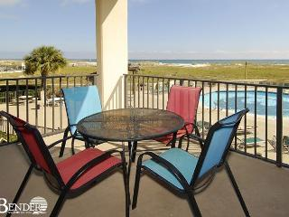 Corner Balcony Views~ Bender Vacation Rentals - Orange Beach vacation rentals