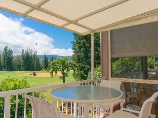 Kamalani Palms: Spacious mountain view on golf course, lots of extras! - Princeville vacation rentals