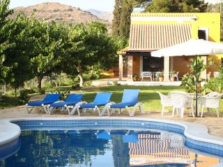 Rural House with Pool, at 1´5 km of the beach - Almunecar vacation rentals