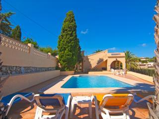 Villa Rodrigo - Just 600 m to the sandbeach and facilities. - Benissa vacation rentals