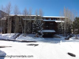 Mountainside 120J - Frisco vacation rentals
