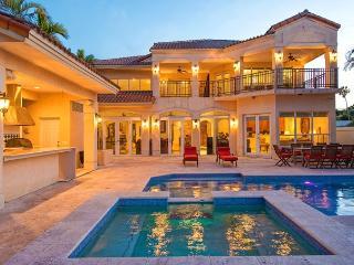 Waterfront Villa Capri - Miami Beach vacation rentals