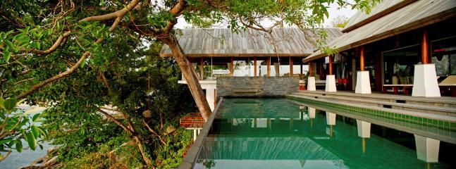 Villa Shamcey - 5 bedroom Seafront villa in Surin - Image 1 - Bang Tao Beach - rentals