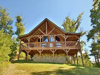 2Bedroom Pet Friendly Cabin Smoky Mountains TN, Hot Tub, Games,Wifi - Sevierville vacation rentals