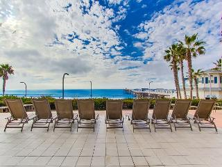 Steps to the beach - San Diego vacation rentals