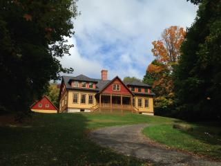 Historic South Lee Schoolhouse near Stockbridge - Lee vacation rentals