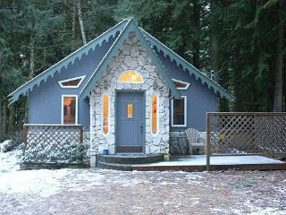 60GS Perfect Cabin for 2 near Mt. Baker with a Private Hot Tub - Glacier vacation rentals